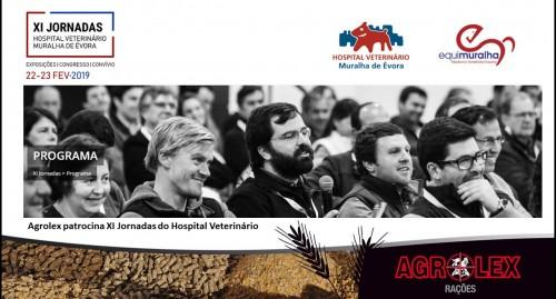 Agrolex participa nas Jornadas do Hospital Veterinario de Evora