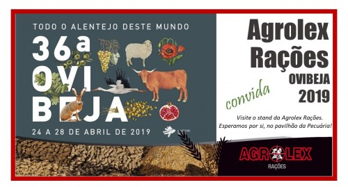 Agrolex invites to Ovibeja 2019