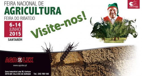 Agrolex was present in the biggest Portuguese fair of agriculture in 2015