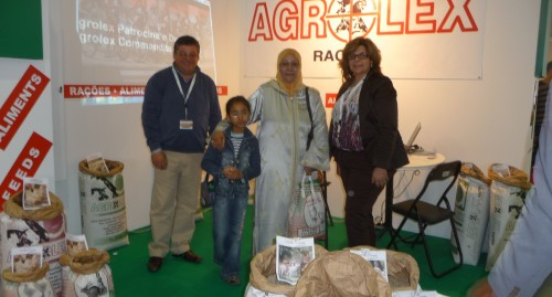 Agrolex participated in SIAM in Morocco 2011