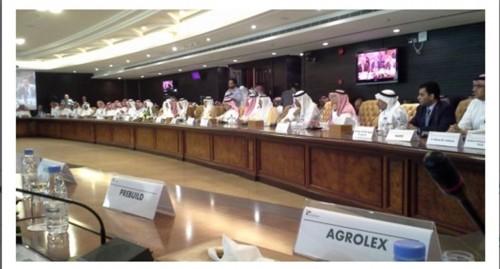 Saudi Arabia worth 50 million in contracts